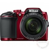 Nikon Coolpix B500 crveni digitalni fotoaparat Cene