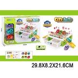 Toyzzz igračka Kofer gradska garaža (201185)  Cene