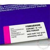 Foma Fomabrom Variant IV 123 30x40 foto papir papir cene