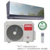 Vivax ACP-12CH35AEVI R32 gray mirror inverter klima uređaj  cene