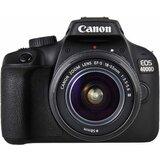 Canon EOS 4000D 18-55 DC III, Black digitalni fotoaparat cene