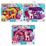 Hasbro my little pony twirly hair styles B8809  Cene