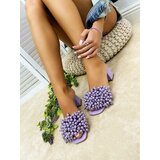 Hop Hop ženske papuče sa bodljama - zlatne  cene
