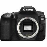 Canon EOS 90D (Body) DSLR fotoaparat crni  Cene