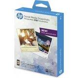 HP Social Media Snapshots 10x13cm 25 komada, W2G60A papir cene