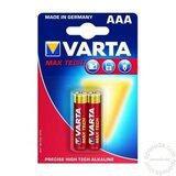 Varta Max Tech alkalne LR03 bli2 baterija za digitalni fotoaparat Cene