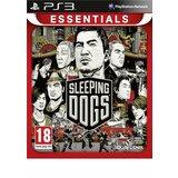 Square Enix PS3 igra Sleeping Dogs Essentials  Cene