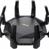 Asus RT-AX89X bežični ruter RT-AX89X Wi-Fi/AXAX6000/4804 Mbps/1148Mbps/1x10GBs WLAN/LAN/8xGLAN/8 antena ruter  cene