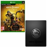 Warner Bros XBOX ONE Mortal Kombat 11 Ultimate - Steelbook Edition  Cene