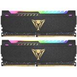 Patriot DDR4 64GB 2x32GB 3600MHZ Vipe Steel RGB BLACK Dual Channel PVSR464G360C0K ram memorija  Cene
