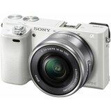 Sony ILCE6000LS.CEC MILC srebrni+objektiv 16-50mm