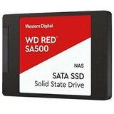 Western Digital Red SA500 WDS500G1R0A SATA SSD 500GB 2.5 ssd hard disk Cene