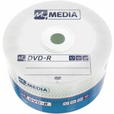 Mymedia DVD-R 4.7GB 16X 50PK WRAP 69200 disk cene