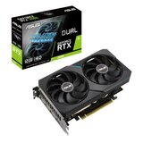 Asus GeForce Dual Gaming RTX 3060 12GB DDR6 192bit DUAL-RTX3060-12G grafička kartica  Cene