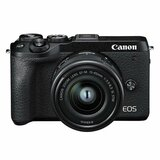 Canon EOS M6 Mark II + Objektiv M15-45