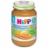 Hipp kašica mešano povrće i krompir sa teletinom 190g  Cene