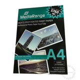 Mediarange fp160mrd z foto-papir inkjet a4 160gr double side hi glossy 50 kom mrink108 papir Cene