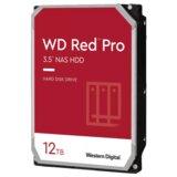 Western Digital RED Pro 3.5 12TB 256MB 7200rpm WD121KFBX hard disk  Cene
