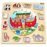 Pino umetaljka Nojeva barka 4050.2  cene