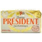 President maslac 125g  cene