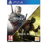 Namco Bandai PS4 igra Dark Souls 3 - Witcher 3: The Wild Hunt Compilation  Cene