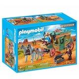 Playmobil western kocija 70013  Cene