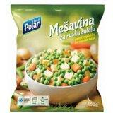 Polar Food mešavina za rusku salatu 400g kesa  Cene