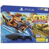 Sony PlayStation 4 Slim 1TB+dodatni gejmped DualShock 4+igrica Crash Team Racing Nitro-Fueled  Cene