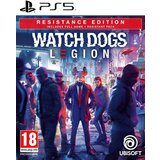 Ubisoft PS5 Watch Dogs Legion - Resistance Edition igra  Cene