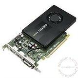 HP Quadro K2200 (4 GB) J3G88AA grafička kartica Cene