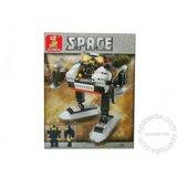Sluban kocke X1 robot 108 kom  Cene