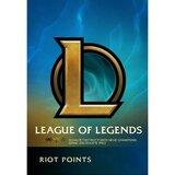 Riot Games League of Legends RP dopuna  Cene