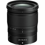 Nikon NIKKOR Z 24-70mm f/4 S objektiv cene