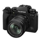 Fujifilm X-T4 + XF 18-55 mm f/2,8-4 OIS, Black digitalni fotoaparat  Cene