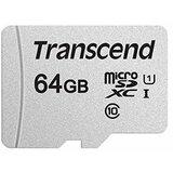 Transcend Micro SDHC 64GB UHS-I Class10 TS64GUSD300S r/w 95/45 MB/s memorijska kartica Cene