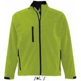 Sols Softshell jakna za muškarce Relax Green Absinthe 46600  Cene