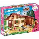 Playmobil planinska kuća HEIDI PM-70253 23198  Cene