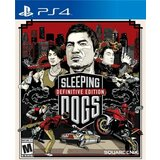 Square Enix Ps4 Sleeping Dogs Definitive Edition  Cene
