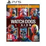 Ubisoft Entertainment PS5 Watch Dogs: Legion - Gold Edition  Cene