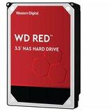 Western Digital WD30EFAX Red 3TB NAS 5400 RPM Class, SATA 6 Gb/s, SMR, 256MB Cache, 3.5 hard disk Cene