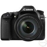 Canon EOS 80D + EF-S 18-135 mm IS USM digitalni fotoaparat Cene