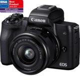 Canon EOS M50 + EF-M 15-45 IS STM digitalni fotoaparat  Cene