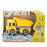 Best Luck starwood mecha kamion robot žuti  Cene