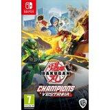 Warner Bros Bakugan Champions of Vestroia igra za Nintendo Switch  Cene