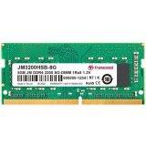Transcend 8GB DDR4 SO-DIMM JM 3200Mhz 1Rx8 1Gx8 CL22 1.2V JM3200HSB-8G ram memorija  Cene
