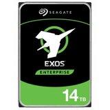 Seagate SATA3 14TB ST14000NM002G Exos X16 7200rpm 256MB Cache hard disk  Cene