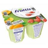 Campina Fruttis voćni jogurt kajsija, malina 0,2% MM 4x125g čaša  cene