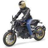Bruder Motorducaticaferacersavozačem630508(34734)  Cene