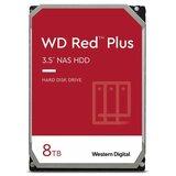 Western Digital SATA III 256MB WD80EFBX Red Plus hard disk  Cene