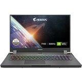 "Gigabyte AORUS 17G XD 17.3"" FHD 300Hz i7-11800H 32GB 512GB SSD GeForce RTX 3070Q 8GB Win10Home crni laptop  Cene"
